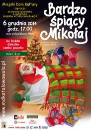 MIKOLAJ mdk 2014 plakat _DRUK.indd