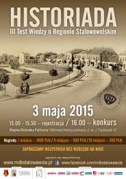 HISTORIADA 2015 plakat A3 _DRUK.indd