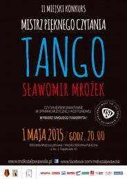 TANGO plakat A3.indd