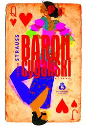 BARON CYGANSKI- plakat
